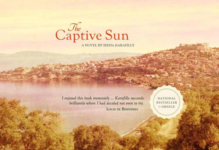 The Captive Sun by Irena Karafilly