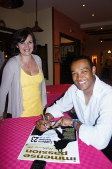 Autographs in Tsagarada