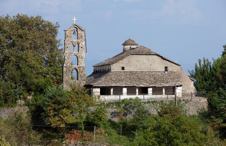 nisista old church