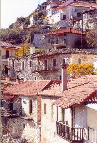 papanikola the village