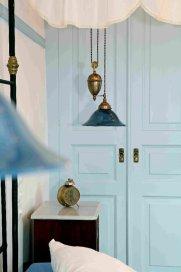 Patmos- Petra Villa Bedroom DTL
