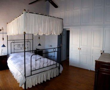 Patmos- Petra Villa Bedroom